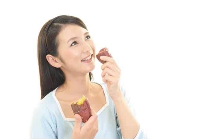 Ăn khoai lang giảm cân không còn xa lạ với nhiều chị em.