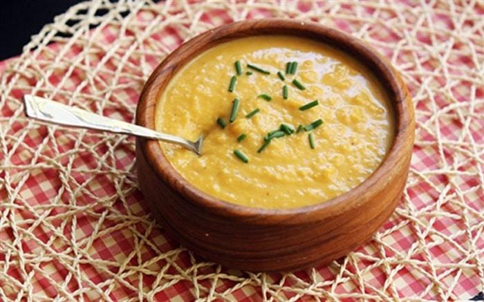 Súp khoai lang bổ dưỡng và giúp giảm cân hiệu quả hơn.