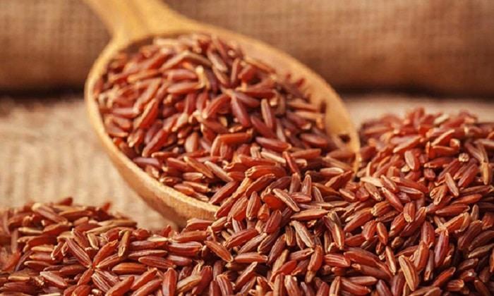 thực phẩm giảm cân gạo lứt
