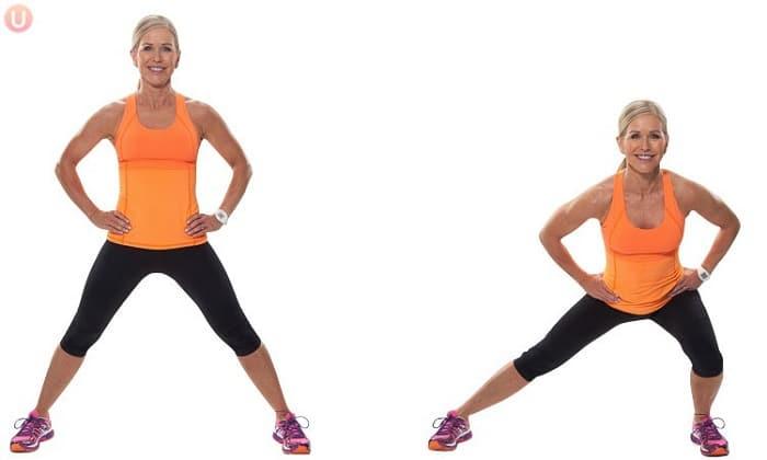 giảm mỡ cho bắp chân