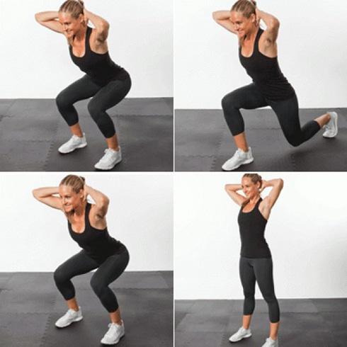 giảm mỡ bắp chân hiệu quả