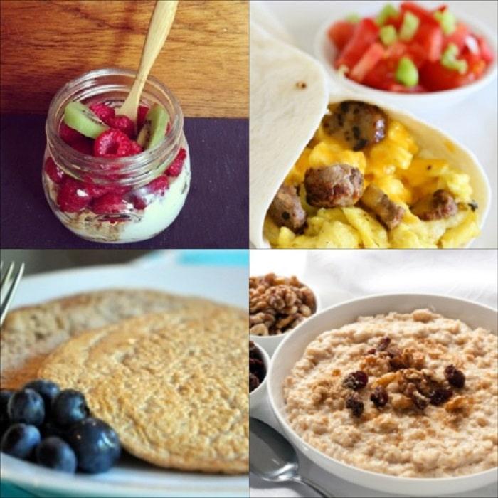 ăn gì buổi sáng để giảm cân