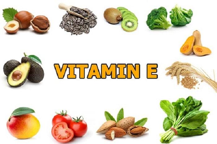 vitamin e tự nhiên