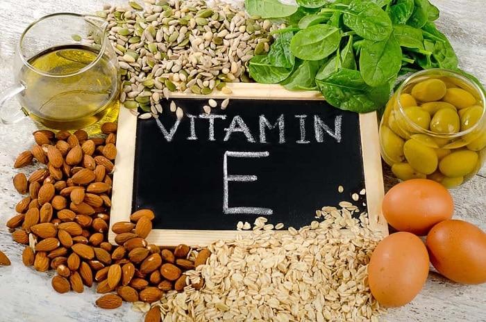 Công dụng của Vitamin E