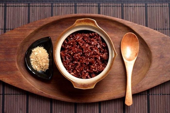 cách giảm cân bằng gạo lứt