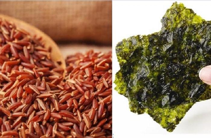 giảm cân bằng gạo lứt phương pháp số 7