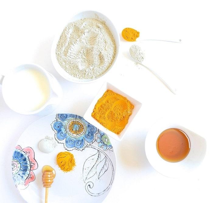 mặt nạ lòng trắng trứng gà trị mụn