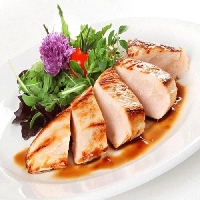 thực phẩm nhiều protein ít béo