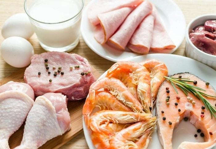 ăn protein