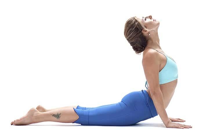 bài tập yoga cho người mới bắt đầu