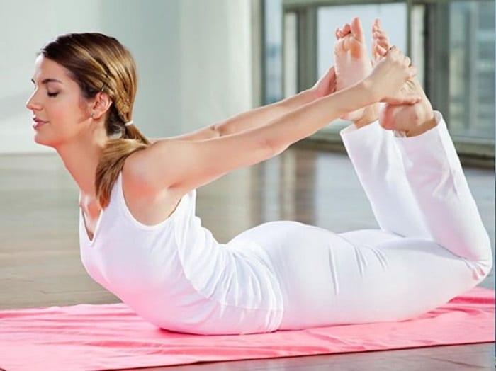 bài tập yoga cho nữ