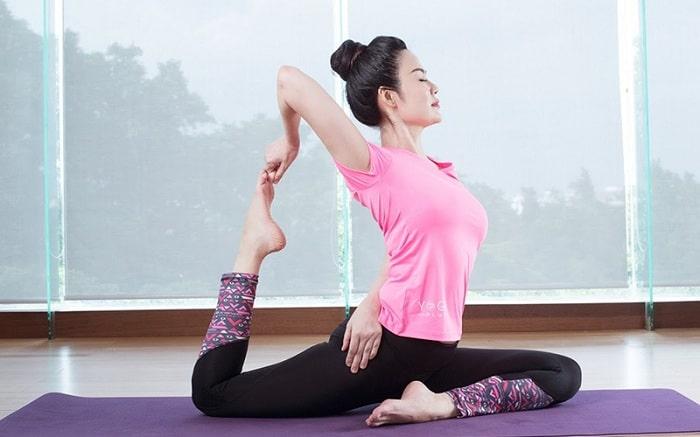 tập yoga vào lúc nào