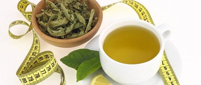 giảm cân sau sinh bằng trà xanh