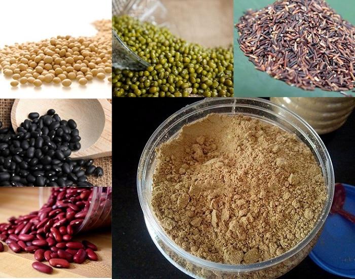 Cách làm bột đậu đen giảm cân hiệu quả
