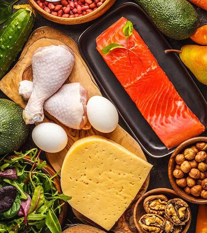 Thực phẩm giàu đạm vừa tốt cho sức khỏe vừa giúp bạn tăng cân.