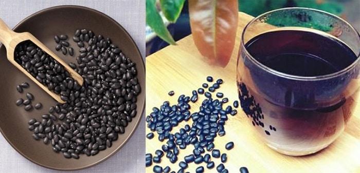 Giảm cân nhanh và đơn giản bằng cách uống nước đậu đen rang.