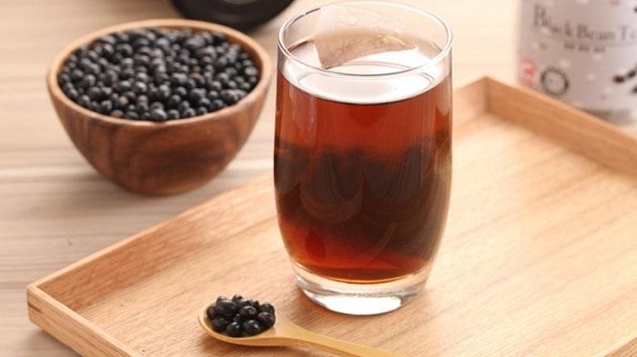 Trà đậu đen cách giảm cân phổ biến của người Nhật.
