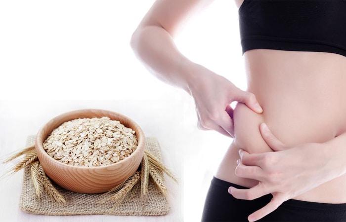 Giảm ngay 4kg nhờ công thức ăn yến mạch giảm cân đơn giản tại nhà