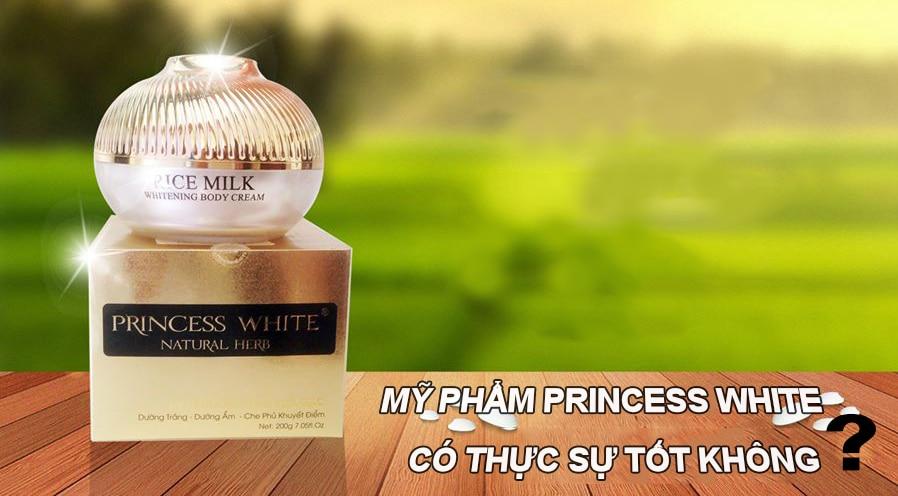 kết quả cho hình ảnh kem princess whitecó phải là kem trộn không