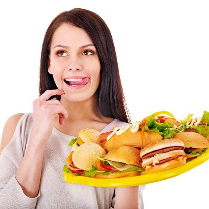 ăn nhiều mà không tăng cân