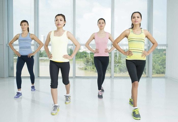 Duy trì thể lực và giảm nguy cơ mắc các bệnh.