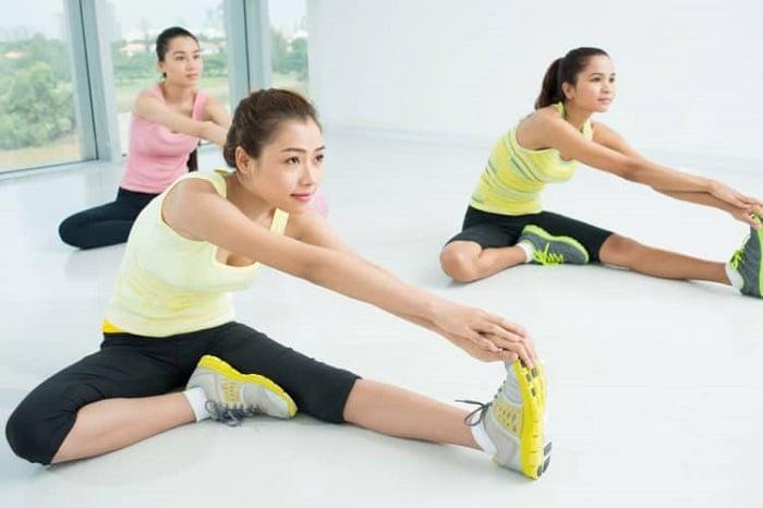 tác dụng phụ của tập aerobic