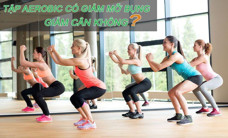 kết quả cho hình ảnh tập aerobic có giảm mỡ không