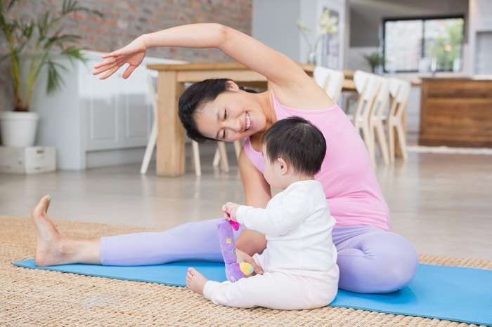 Tập luyện sau sinh