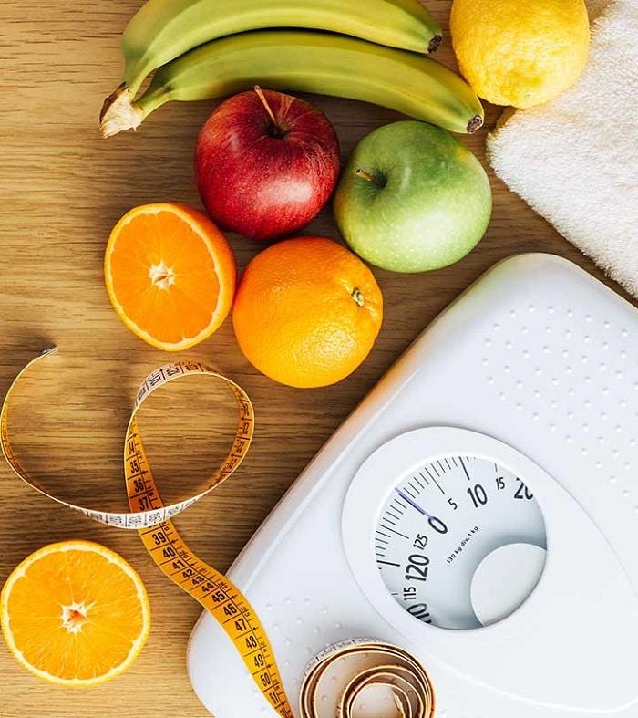 các loại trái cây giảm cân