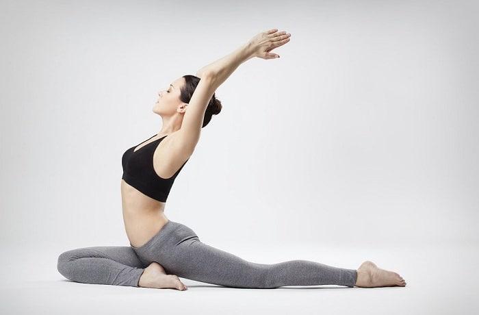 Yoga giúp giảm cân và khỏe đẹp