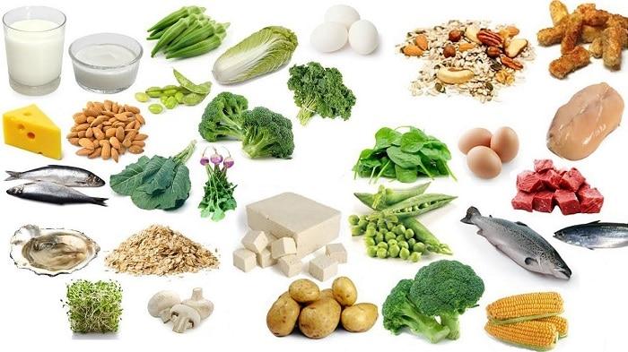 Bổ sung thực phẩm giúp tăng chiều cao ở tuổi dậy thì.