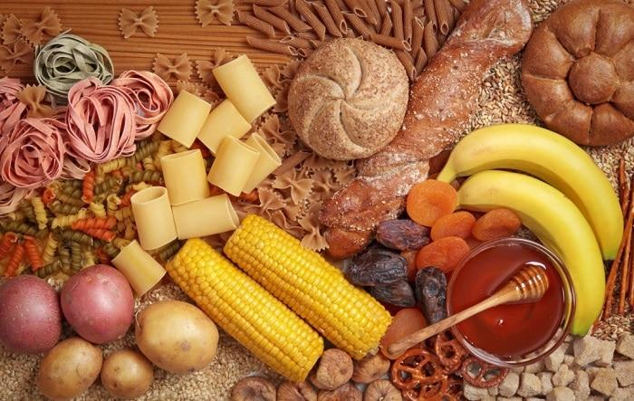 """Những loại Carbs """"tốt"""" như rau củ, trái cây,…"""