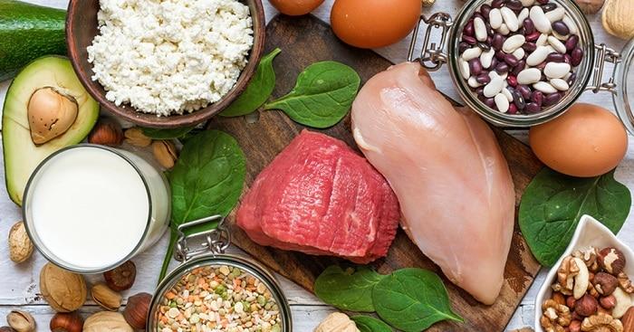 Sau khi tập gym nếu muốn tăng cơ thì nên bổ sung thực phẩm giàu protein.