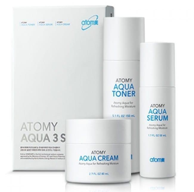Mỹ phẩm Atomy cũng chăm cho ra rất nhiều sản phẩm.