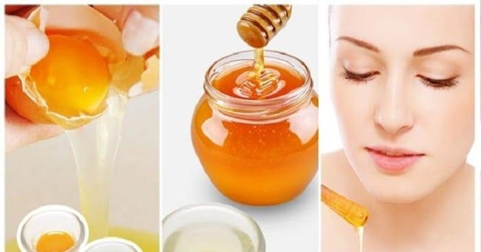 Ngăn ngừa dấu hiệu lão hóa và giảm thiểu nếp nhăn nếu như kiên trì ăn lòng đỏ trứng gà ngâm mật ong.