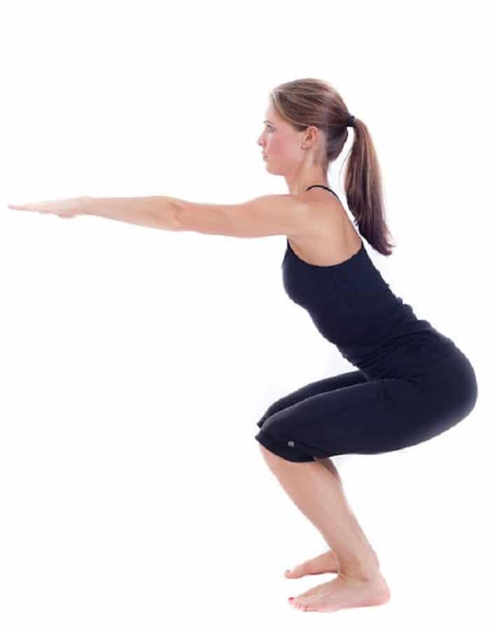 Bài tập yoga tại nhà này giúp giảm mỡ bụng và cơ bắp săn chắc.