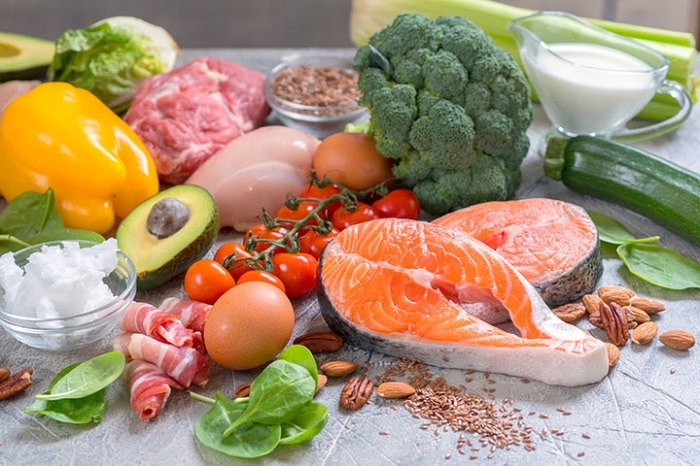 thực phẩm tăng cơ giảm mỡ