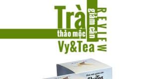 Trà thảo mộc giảm cân Vy & Tea.