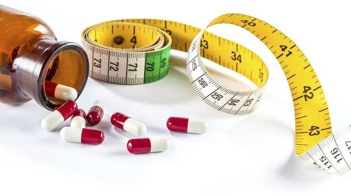 Uống thuốc giảm cân có thể bị vô sinh.
