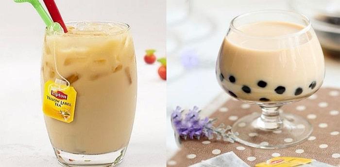1 cốc trà sữa bao nhiêu calo
