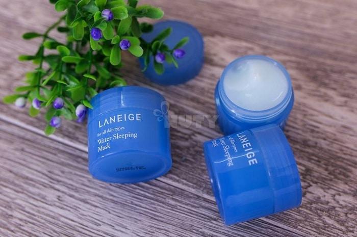 Laneige Water Sleeping Mask được đánh giá cao về chất lượng