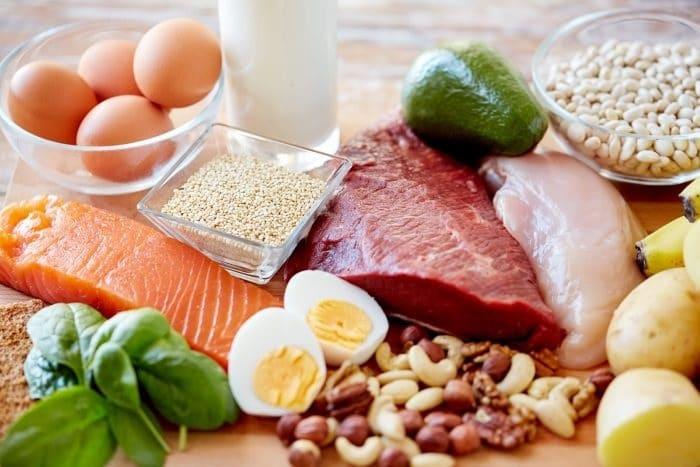Thực phẩm được phép ăn trong chế độ ăn kiêng Low – Carb.