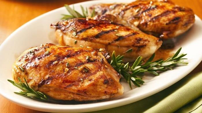 Ức gà có rất nhiều cách chế biến khác nhau bổ dưỡng và rất ngon cho Gymer