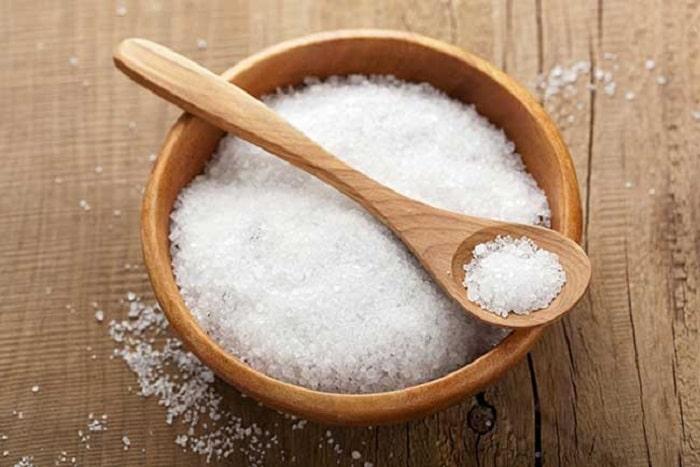 muối giảm mỡ bụng