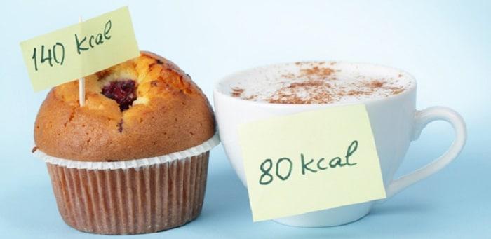 Cách tính calo trong khẩu phần ăn để duy trì, tăng hoặc giảm cân nặng cho khoa học.