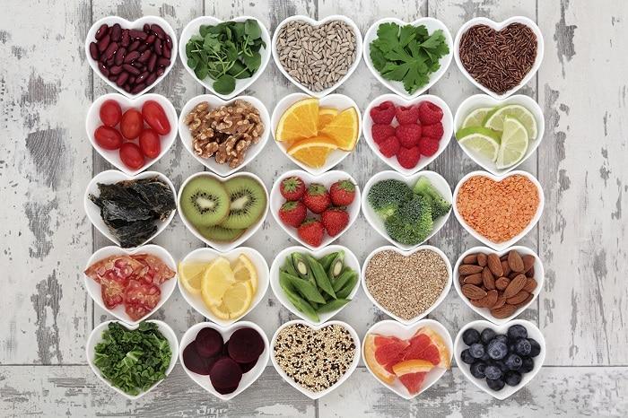 Chất xơ giúp ngăn ngừa các bệnh tim mạch.