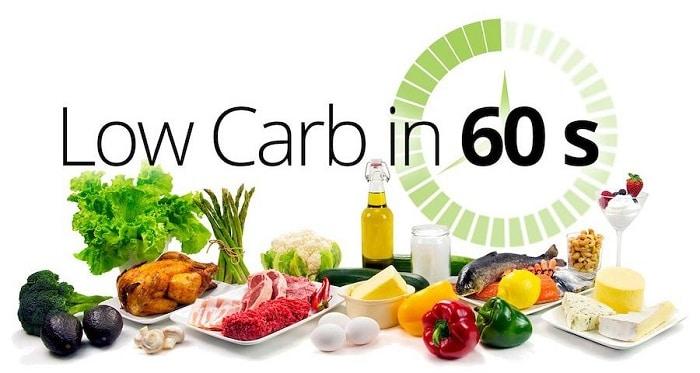 Giảm cân nhanh bằng chế độ low carb