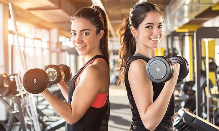 tập gym giúp chắc khỏe xương