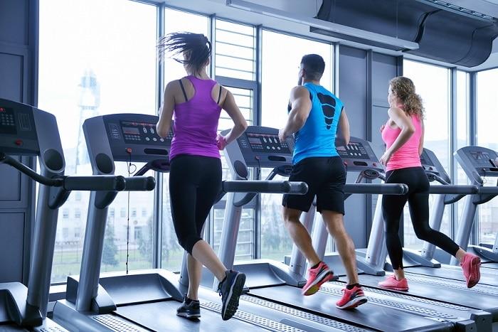 Chạy là bài tập cardio tốt cho tim mạch.