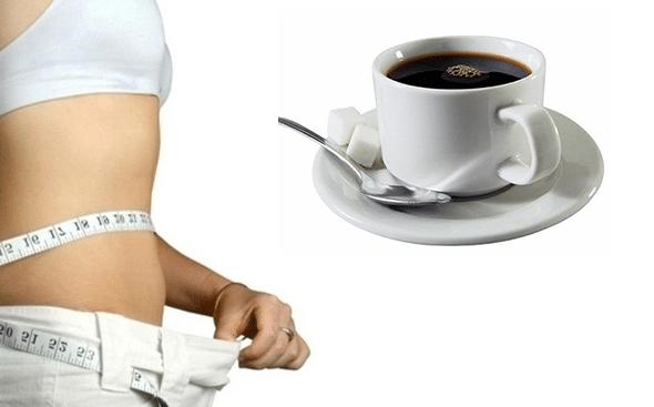 Giảm cân bằng cà phê không dành cho những người có dạ dày tiêu hóa không tốt.
